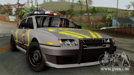 Indonesian Police Type 1 pour GTA San Andreas