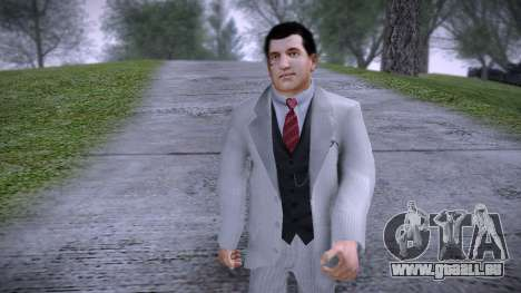 Joe Last Skin für GTA San Andreas