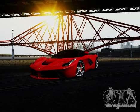 ENB for Low PC pour GTA San Andreas quatrième écran