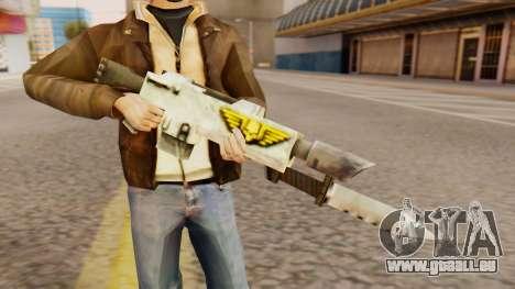 Warhammer M4 pour GTA San Andreas troisième écran