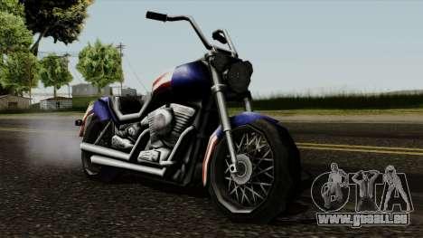 Freeway Angel pour GTA San Andreas