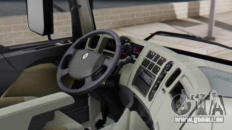 Renault Premuim 4x2 für GTA San Andreas rechten Ansicht