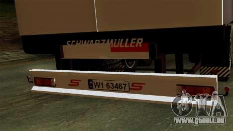Schwaplli Red pour GTA San Andreas vue de droite