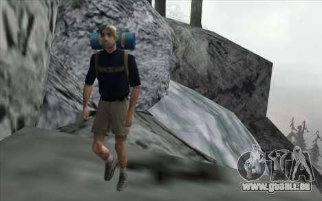 Wasserfall v0.1 Beta für GTA San Andreas
