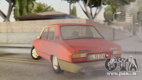 Dacia 1310 Berlina v2 für GTA San Andreas zurück linke Ansicht