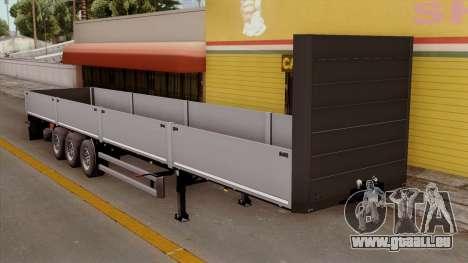 Trailer Kogel für GTA San Andreas