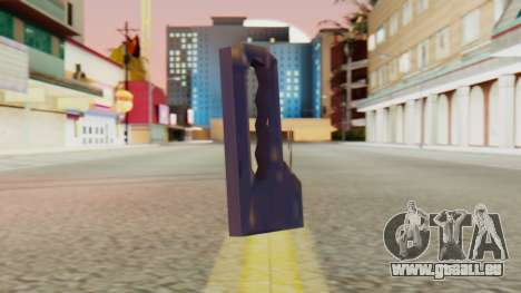 Hefter für GTA San Andreas zweiten Screenshot
