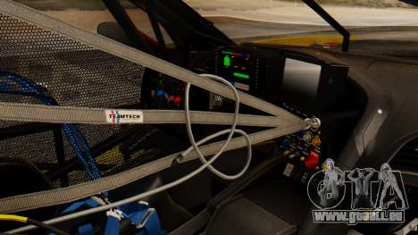 Chevrolet Corvette C7R GTE 2014 PJ2 für GTA San Andreas rechten Ansicht