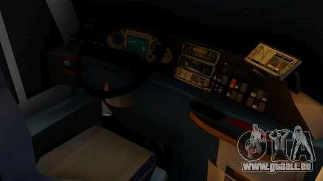 Busscar Elegance 360 pour GTA San Andreas vue de droite