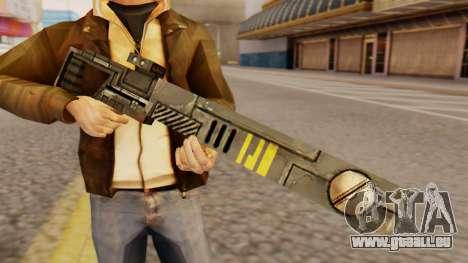 Warhammer Sniper Rifle pour GTA San Andreas troisième écran