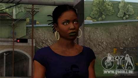 Rochelle New Textures pour GTA San Andreas