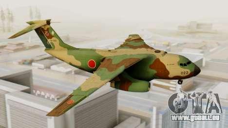 Kawasaki C-1A pour GTA San Andreas vue de droite