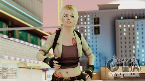 Wild Child from Resident Evil Racoon City pour GTA San Andreas