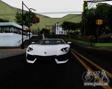 ENB for Low PC pour GTA San Andreas sixième écran