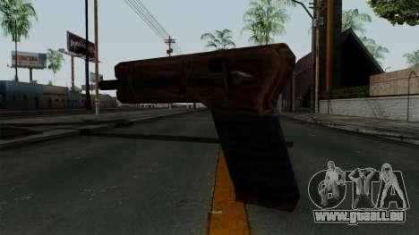 Samopal für GTA San Andreas dritten Screenshot