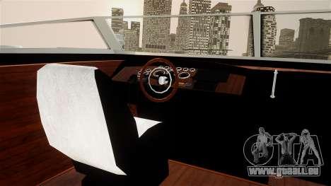 Lampadati Toro from GTA 5 für GTA 4 rechte Ansicht