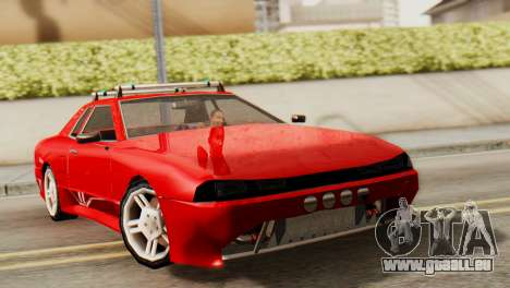 Elegy Korch Stock Wheel für GTA San Andreas