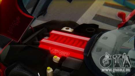 Dodge Viper RT-10 1992 für GTA San Andreas Seitenansicht