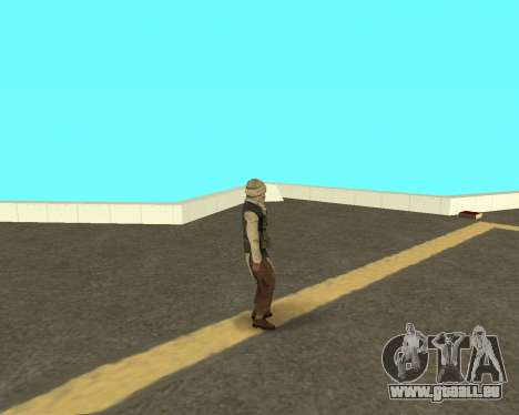 Neue armeec für GTA San Andreas dritten Screenshot