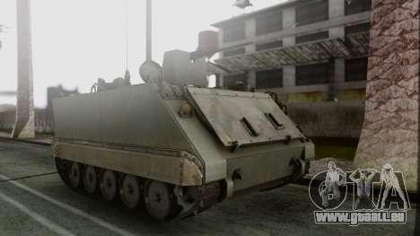 PGZ-95 Radar (Type 95) für GTA San Andreas
