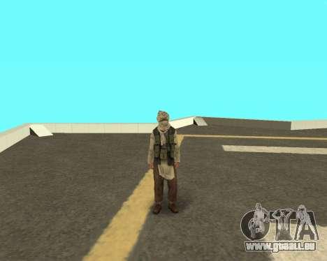 Neue armeec für GTA San Andreas