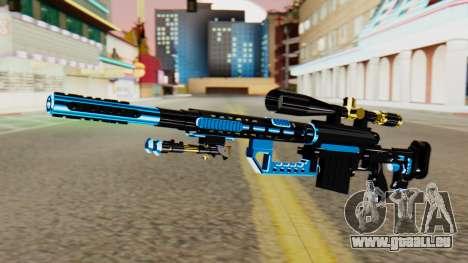 Fulmicotone Sniper Rifle pour GTA San Andreas