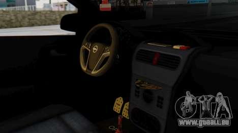 Opel Corsa Air pour GTA San Andreas vue de droite