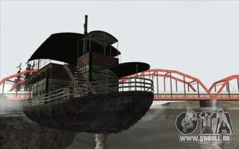 ENBSeries For Low PC v5.0 pour GTA San Andreas troisième écran