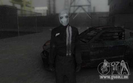 Frankenstein Skin für GTA San Andreas zweiten Screenshot