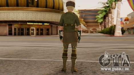Sonya Motherland [MKX] für GTA San Andreas dritten Screenshot