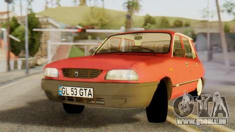 Dacia 1310 Berlina v2 pour GTA San Andreas
