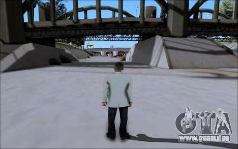 La Cosa Nostra Skin Pack pour GTA San Andreas sixième écran