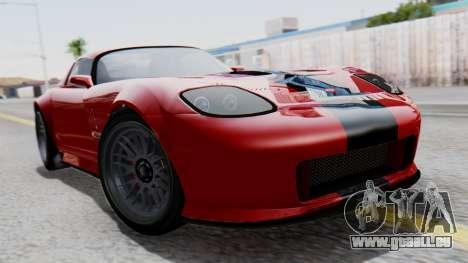 GTA 5 Banshee Dirt pour GTA San Andreas
