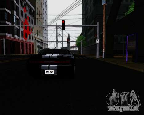 ENB for Low PC für GTA San Andreas zweiten Screenshot