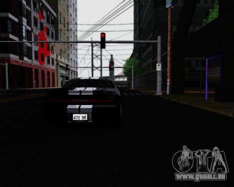ENB for Low PC pour GTA San Andreas deuxième écran