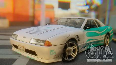 Elegy New Paintjob pour GTA San Andreas