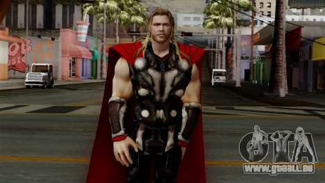 Thor from The Avengers 2 für GTA San Andreas