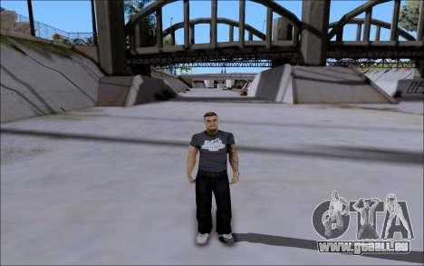 La Cosa Nostra Skin Pack pour GTA San Andreas