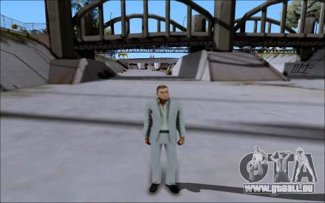 La Cosa Nostra Skin Pack pour GTA San Andreas troisième écran