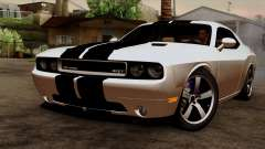 Dodge Challenger SRT8 392 2012 Stock Version 1.0 pour GTA San Andreas