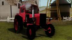 Tracteur MTZ80