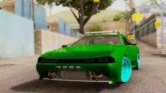 Elegy Korch New Wheel pour GTA San Andreas