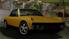 Porsche 914 1970 pour GTA San Andreas