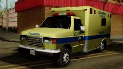 SAFD SAX Rescue Ambulance