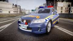 Holden VE Commodore SS Highway Patrol [ELS] v2.1 pour GTA 4
