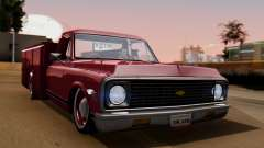 Chevrolet C10 Utility pour GTA San Andreas