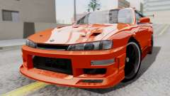 Nissan Silvia S14 (240SX) Fast and Furious