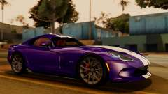 Dodge Viper SRT GTS 2013 IVF (HQ PJ) HQ Dirt