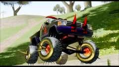 Predaceptor Monster Truck (Saints Row GOOH)