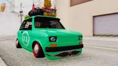 Fiat 126 bis B. O. de la Construction
